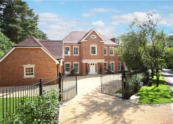 Thumbnail 5 bedroom detached house for sale in Shrubbs Hill Lane, Sunningdale, Berkshire