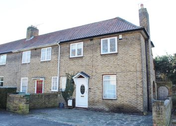 Thumbnail 2 bed end terrace house to rent in Oakridge Road, Downham, Bromley