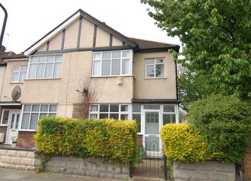 Thumbnail 3 bed semi-detached house to rent in Merton Place, Nelson Grove Road, London
