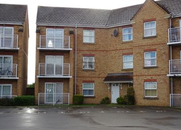 Thumbnail 2 bed flat for sale in Kilderkin Court, Parkside, Coventry