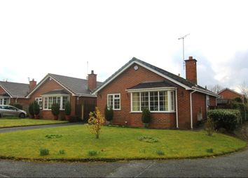 Thumbnail 2 bed bungalow for sale in Chapel Croft, Chelford, Macclesfield