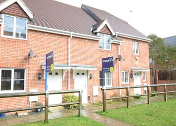Thumbnail 2 bed terraced house to rent in Thegn Walk, Fleet