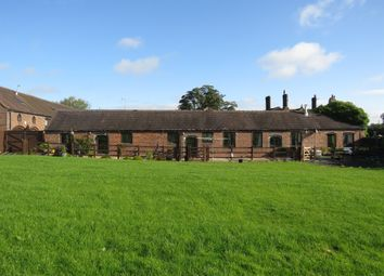 5 bed barn conversion for sale in Lymes Road, Butterton, Newcastle ST5