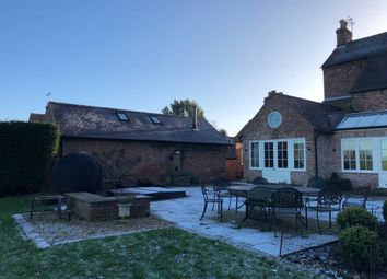 Thumbnail 1 bed barn conversion to rent in Main Street, Peckleton, Leicester