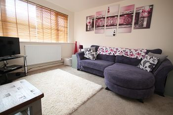 Thumbnail 2 bed flat to rent in Old Broughton Road, Melksham, Wiltshire