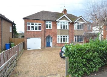 Thumbnail 5 bed semi-detached house to rent in Maidenhead Road, Windsor, Berkshire