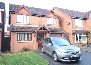 Thumbnail 4 bed detached house to rent in Carisbrooke Avenue, Worcester