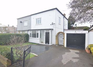3 bed semi-detached house for sale in Thomas Bata Avenue, East Tilbury, Essex RM18