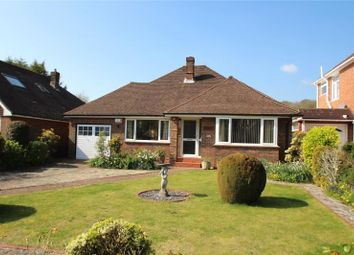 Thumbnail 2 bed detached bungalow for sale in Findon Road, Findon Valley, Worthing