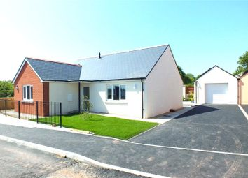 Thumbnail 3 bed detached bungalow for sale in Plot 13, Bowett Close, Hundleton, Pembroke