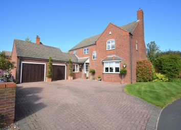 Thumbnail 5 bed detached house for sale in 9 Crofters View, Little Wenlock, Telford