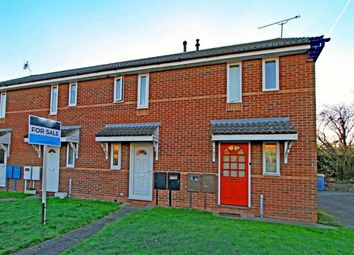 Thumbnail 1 bed terraced house for sale in Carling Avenue, Worksop, Nottinghamshire