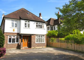 Thumbnail 5 bed detached house for sale in Coombe Gardens, Wimbledon, London