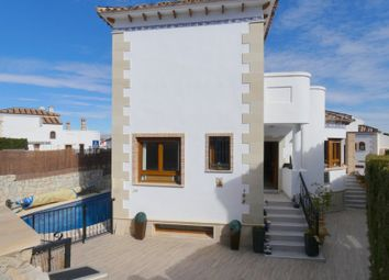 Thumbnail 3 bed villa for sale in Urbanización Finca Marta, Benissa, Alicante, Spain