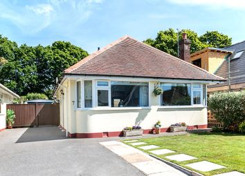 Thumbnail 2 bed bungalow for sale in Mill Hill Close, Whitecliff, Poole, Dorset
