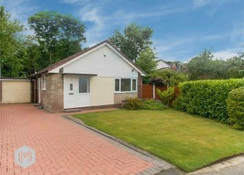 Thumbnail 3 bedroom detached bungalow for sale in Grizedale Close, Smithills, Bolton, Lancashire