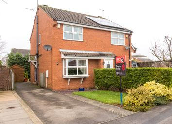 Thumbnail 2 bedroom semi-detached house for sale in Greystoke Road, York