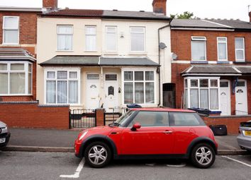 Thumbnail 3 bedroom terraced house for sale in Hamilton Road, Handsworth, Birmingham