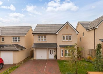 Thumbnail 4 bed detached house for sale in 16 Standalane View, Peebles