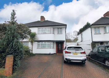 3 bed semi-detached house for sale in Manor Drive North, New Malden KT3