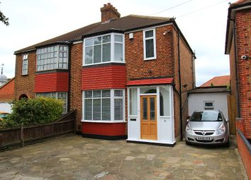 Thumbnail Semi-detached house for sale in New Road, Chingford Mount, London, London