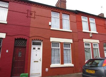 Thumbnail 2 bed terraced house to rent in Kirk Road, Litherland, Liverpool