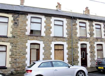 Thumbnail 3 bed terraced house to rent in Cymmer -, Porth