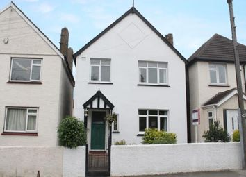 Thumbnail 3 bed detached house for sale in Cecil Road, Gravesend, Kent