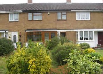 Thumbnail 3 bed terraced house to rent in Gilson Way, Kingshurst, Birmingham