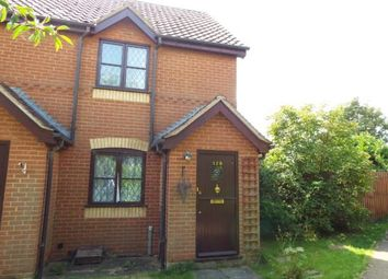 Thumbnail 2 bedroom end terrace house for sale in Glemsford, Sudbury, Suffolk