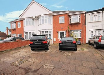 Thumbnail 5 bedroom semi-detached house for sale in Clayhall Avenue, Clayhall, Ilford