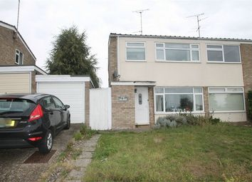 Thumbnail 3 bed semi-detached house for sale in The Nook, Wivenhoe, Colchester, Essex