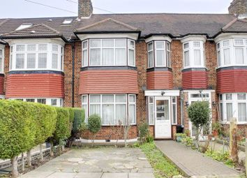 Thumbnail 3 bed terraced house for sale in Ash Grove, Palmers Green