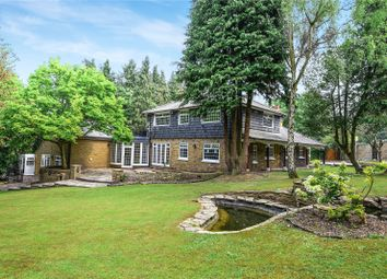 Thumbnail 5 bed detached house for sale in Troutstream Way, Loudwater, Rickmansworth, Hertfordshire