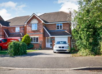 4 bed detached house for sale in Primrose Walk, Grange Park, Northampton NN4