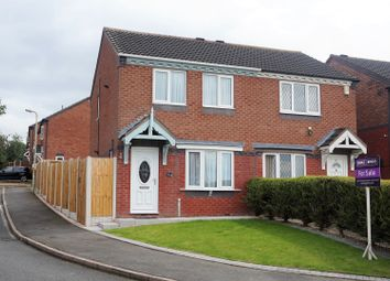 Thumbnail 2 bed semi-detached house for sale in Marlborough Way, Telford