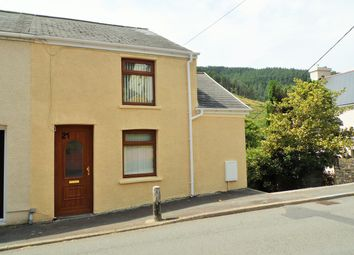 Thumbnail 2 bed semi-detached house for sale in Queen Street, Pontrhydyfen, Port Talbot
