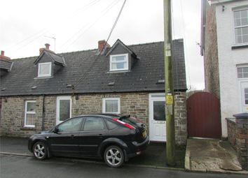 Thumbnail 1 bed end terrace house for sale in Velfrey Road, Whitland, Carmarthenshire