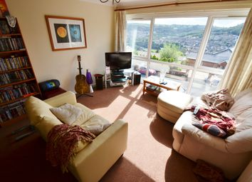 Thumbnail 2 bed property to rent in Hillside View, Graigwen, Pontypridd