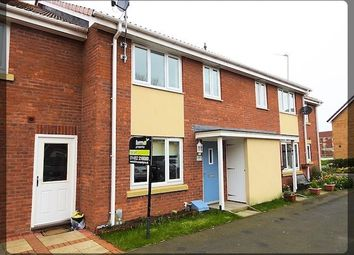 Thumbnail 2 bed terraced house to rent in Ladybower Way, Kingswood, Hull