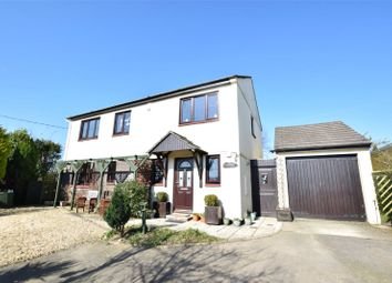 Thumbnail 4 bed detached house for sale in Bridge Park, Bridgerule, Holsworthy