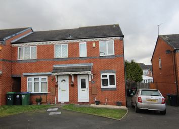 Thumbnail 2 bedroom terraced house to rent in Devey Drive, Tipton