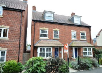 Thumbnail 4 bed semi-detached house for sale in Morley Walk, Church Gresley, Swadlincote