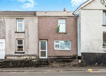 Thumbnail 2 bed end terrace house for sale in Llantwit Road, Neath