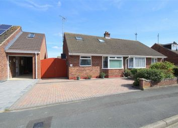 Thumbnail 3 bed semi-detached bungalow for sale in Queensfield, Swindon, Wiltshire