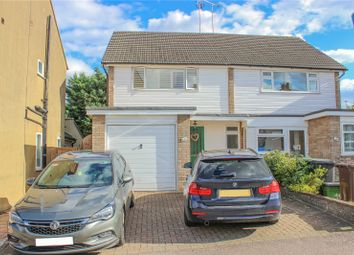 Thumbnail 3 bed semi-detached house for sale in Coleswood Road, Harpenden, Hertfordshire