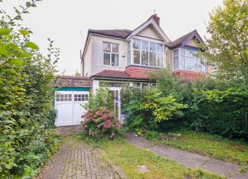 Thumbnail 3 bed semi-detached house for sale in Sutherland Grove, London