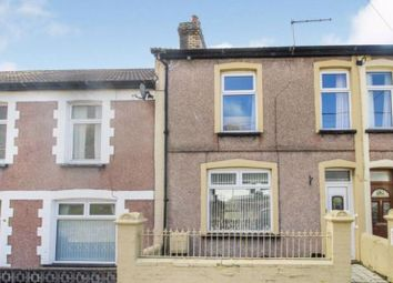 Thumbnail 3 bed terraced house for sale in Crosscombe Terrace, Cwm, Ebbw Vale