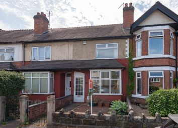 Thumbnail 3 bed terraced house for sale in Tixall Road, Stafford