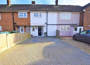 2 bed terraced house for sale in Goldings Crescent, Basildon, Essex SS16